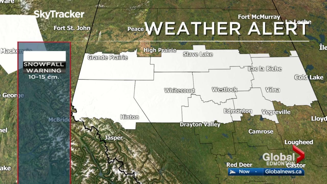 Edmonton early morning weather forecast: Monday, January 8, 2018 ...