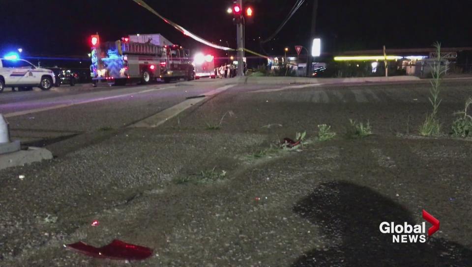 Fatal crash along Highway 97 in West Kelowna | Watch News Videos Online