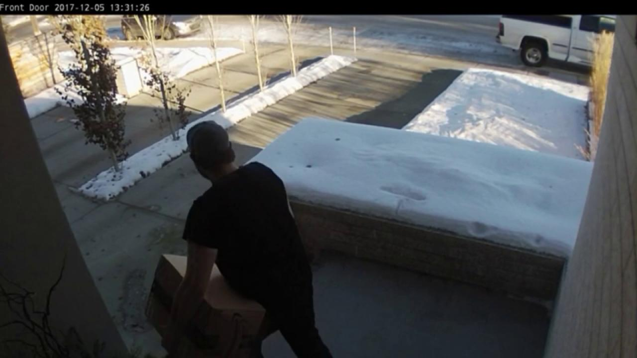 Edmonton man shares surveillance video in effort to warn other about ...