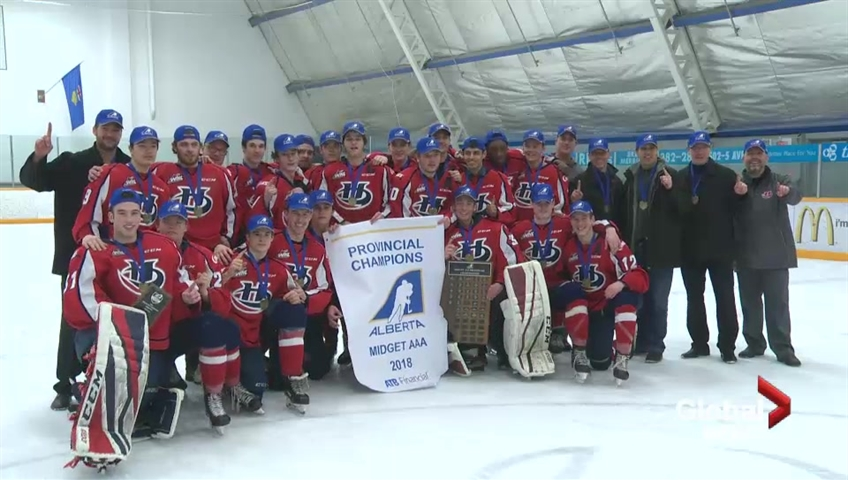 Alberta midget provincials topic