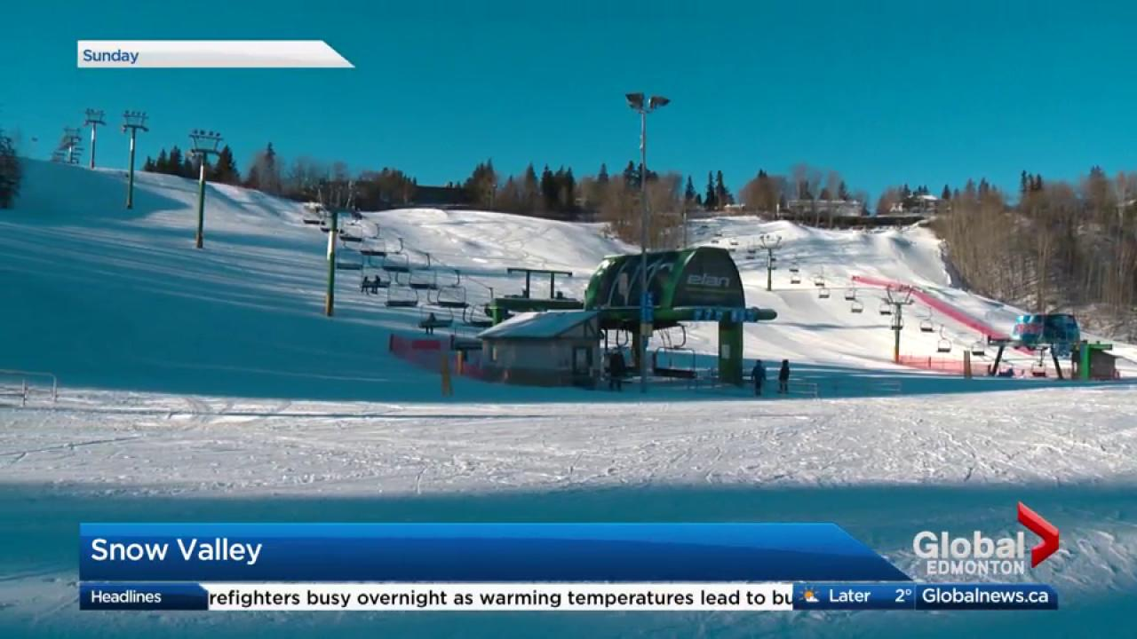 Temperature rise causes Edmonton pipe bursts | Watch News Videos Online