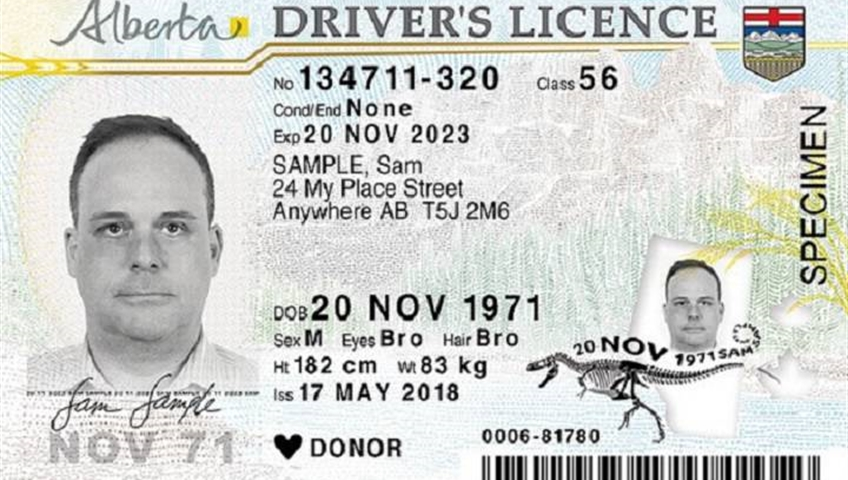 Driver License Test Class 7 Alberta