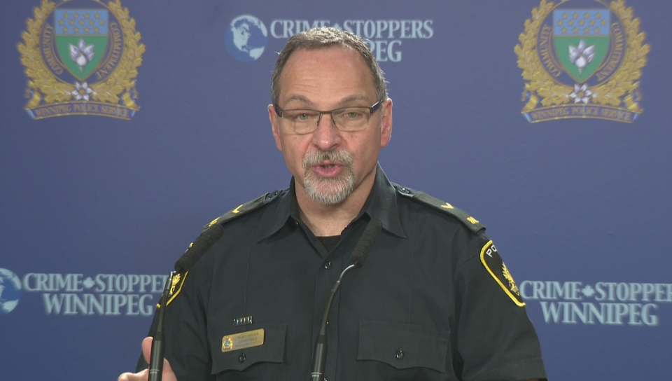 Winnipeg police provide updates on osteopathic therapist charged with of  sexual assault
