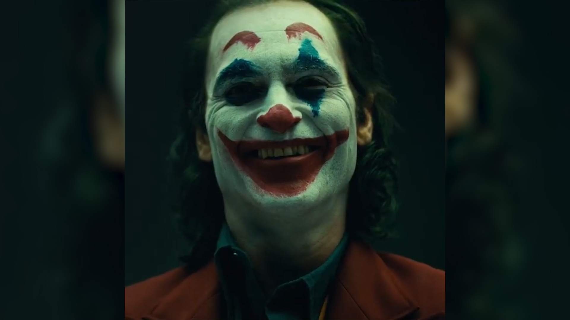 First video of Joaquin Phoenix as the Joker released