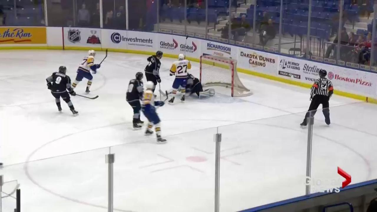 Saskatoon Blades snap losing streak with win over Kootaney Ice ...