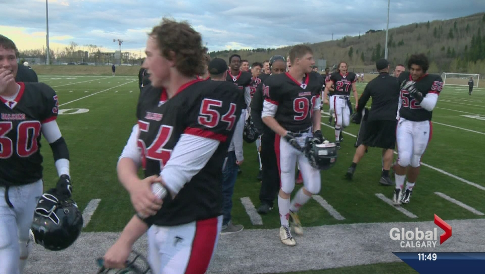 Can Calgary midget football apologise