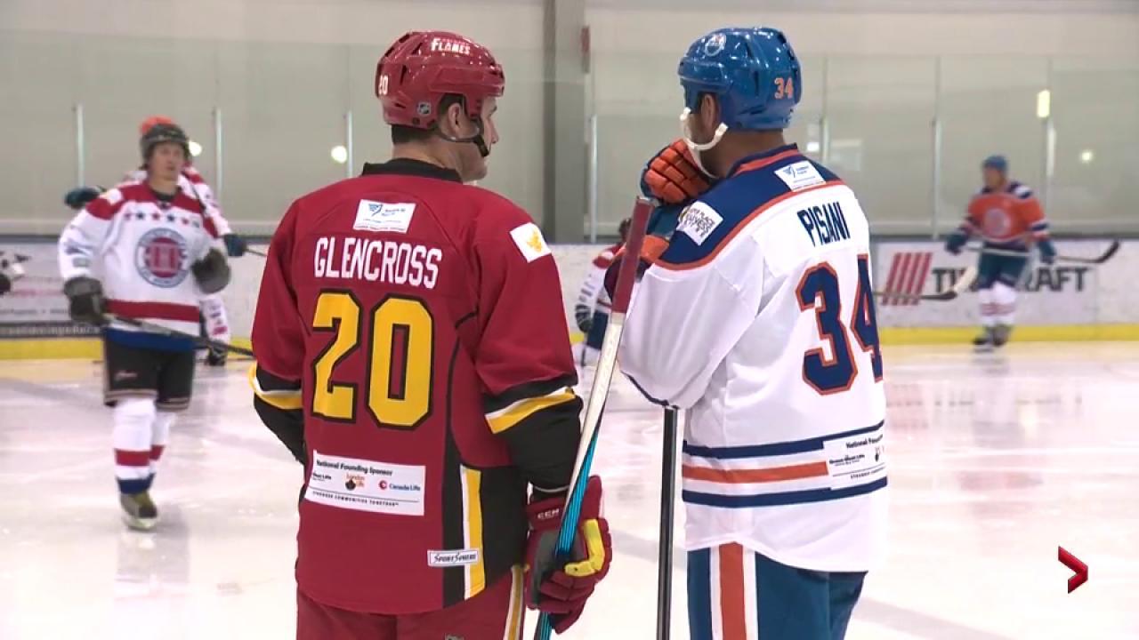 2019 Hockey Helps The Homeless Tournament Watch News Videos Online