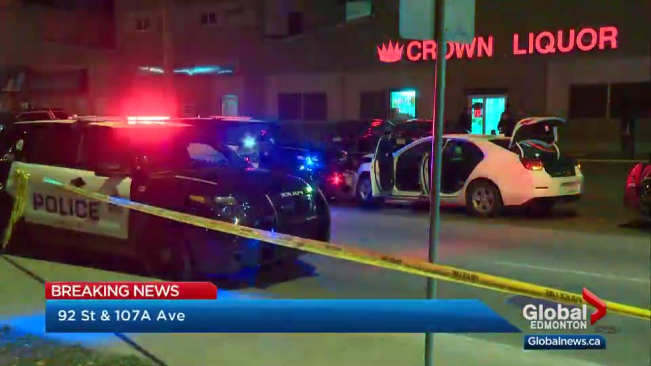 Edmonton police member stabbed near Commonwealth Stadium