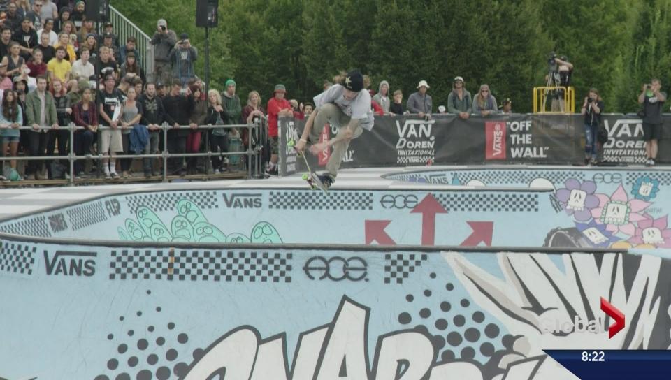 8d8ce960e1 Vans Pro Skate Park Series Set to Take Over Hastings Skate Park ...