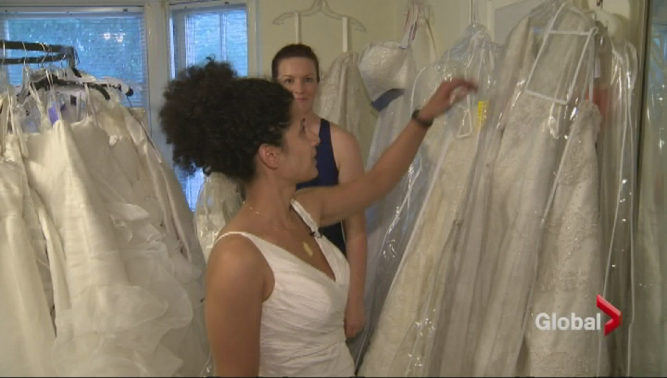3dacbebdb5 The Brides  Project – the wedding dress that keeps on giving