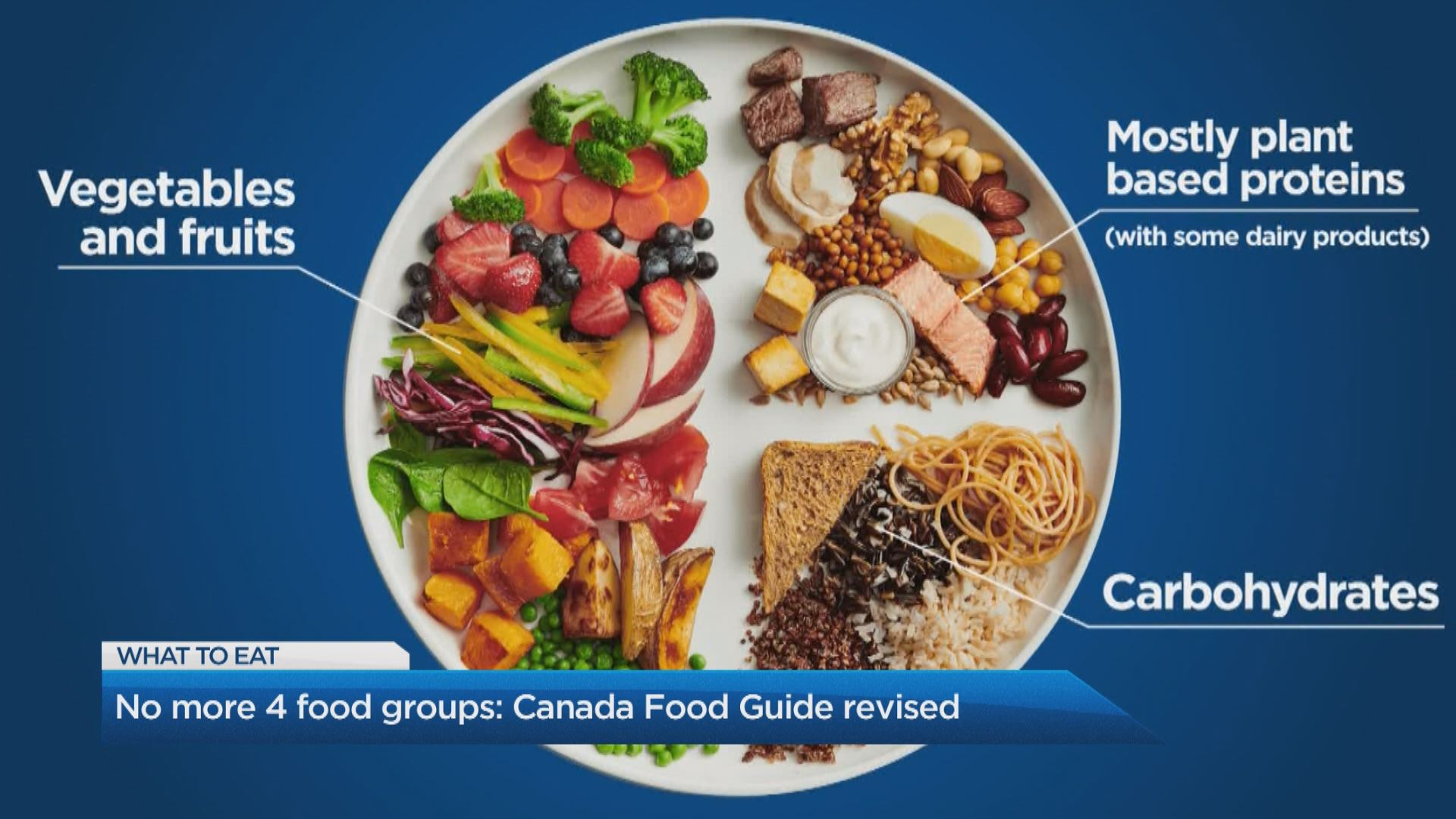 Does Canadas New Food Guide Reflect The Needs Of All Canadians Watch Newss Online