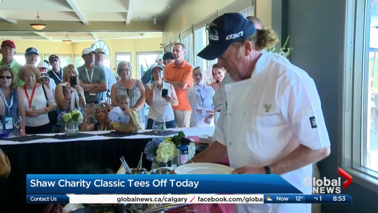 2017 Shaw Charity Classic: Miguel Angel Jimenez could cook again ...