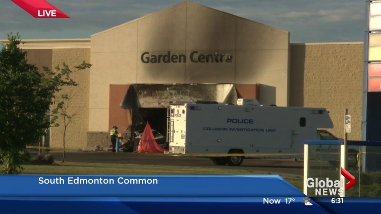 Fatal collision at south Edmonton Walmart | Watch News Videos Online