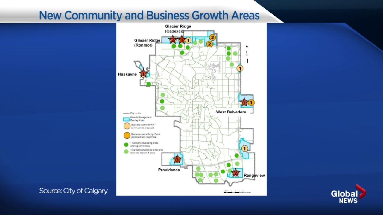 New community development in Calgary