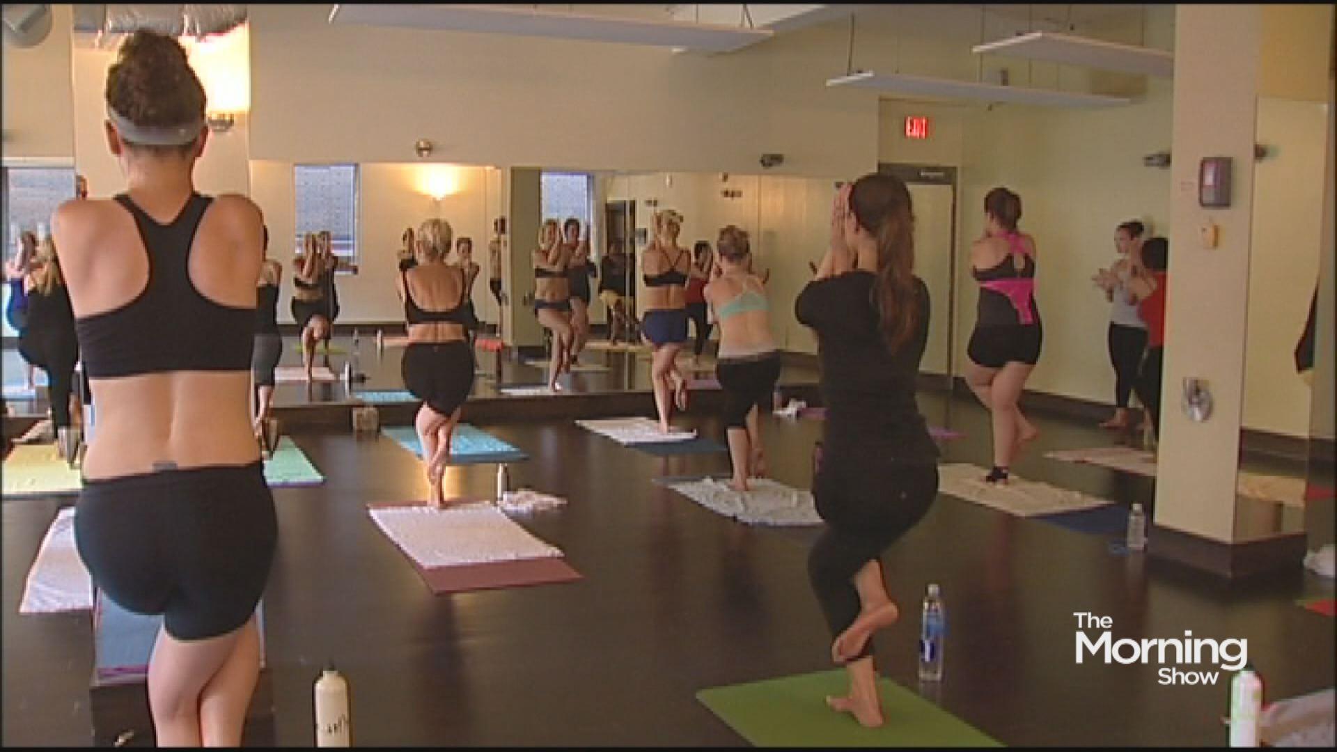 Hot Yoga No Better Than Regular Yoga Watch News Videos Online