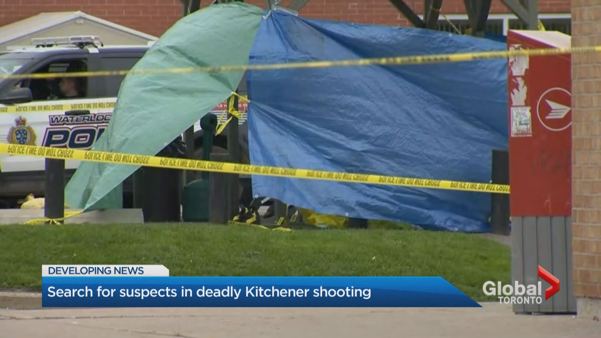 Fatal shooting in Kitchener leads to police chase into Mississauga ...