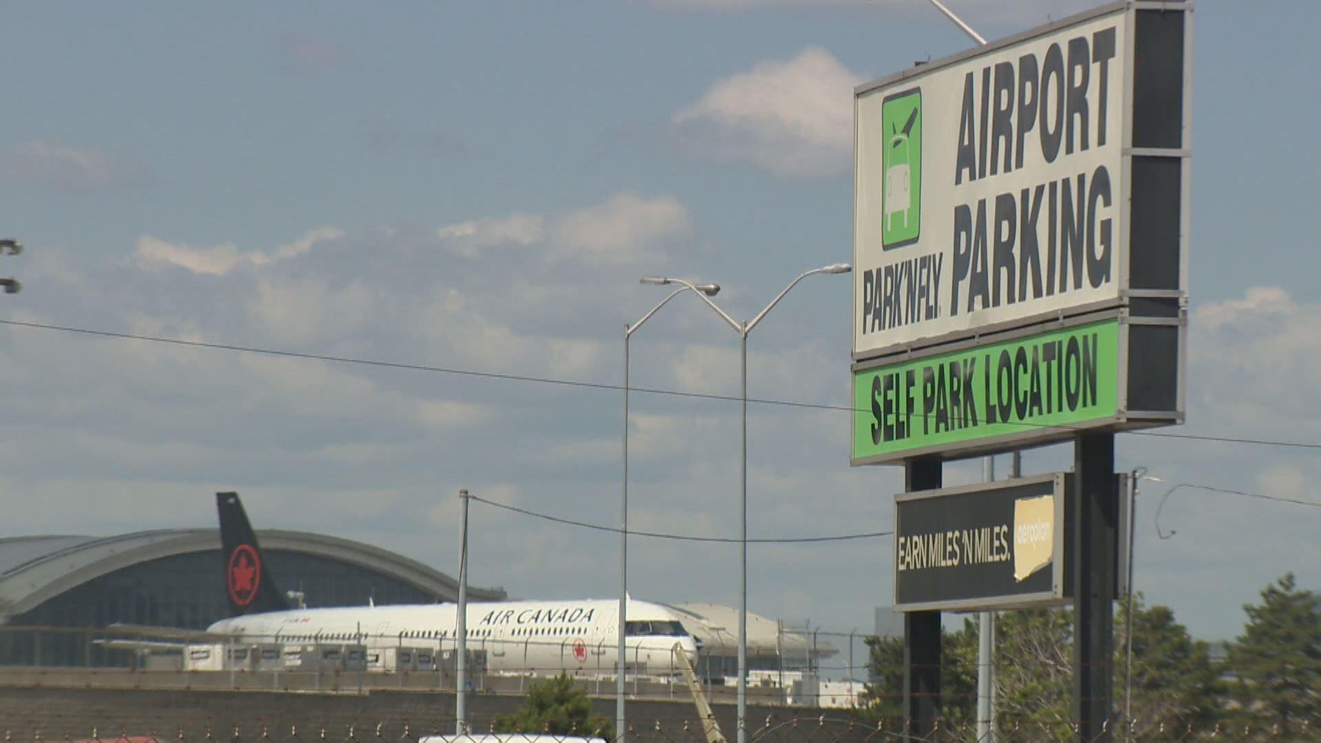 Customers issue warning about airport valet   Watch News Videos Online