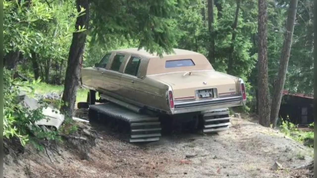 Custom Snowcat Limo For Sale At Just 6000 On Craigslist Watch