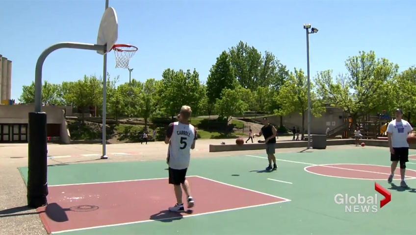 Five Must See Basketball Courts In Toronto Watch News Videos Online