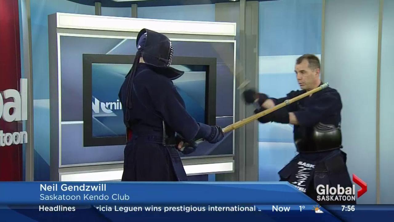 Kendo tournament in Saskatoon | Watch News Videos Online