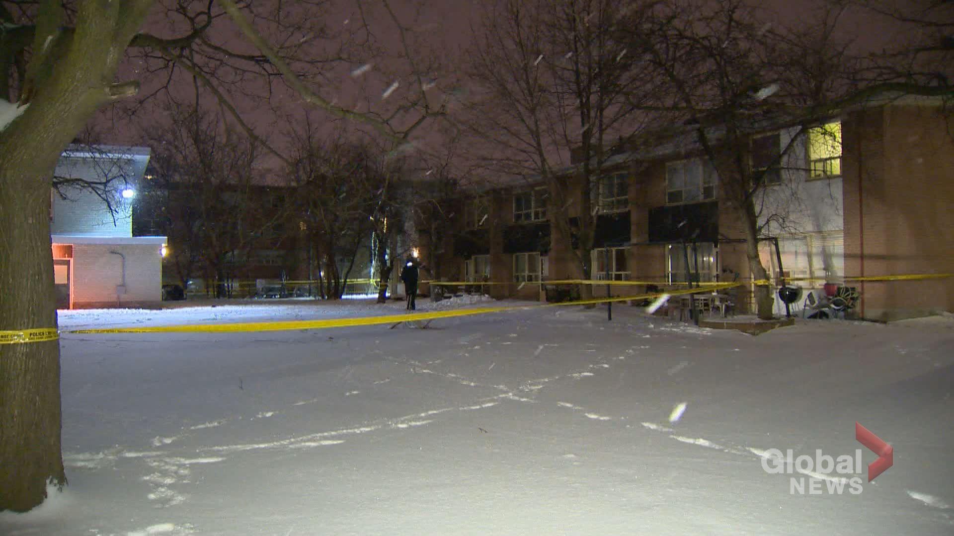 Man Dead Following Shooting In Rexdale