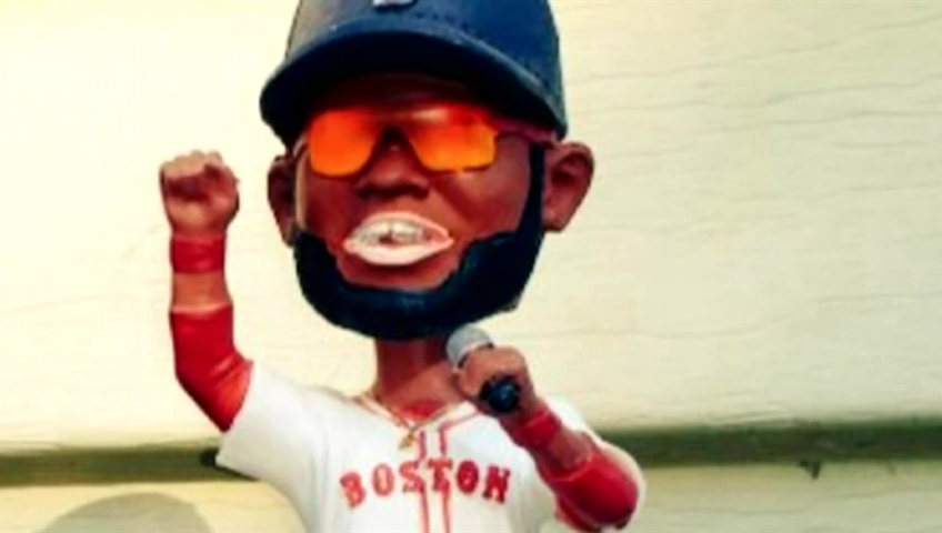 00efaa3e1d00 Red Sox pull  racially insensitive  David Ortiz bobblehead before game