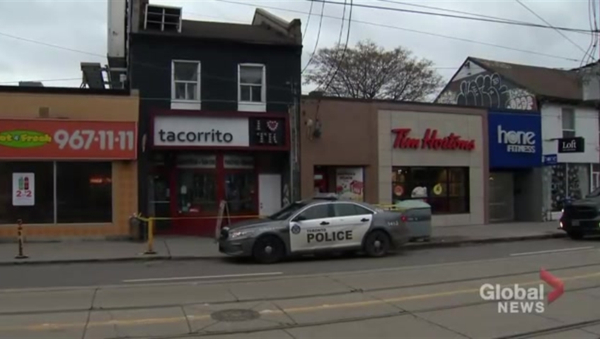 Man in critical condition after assault in downtown Toronto