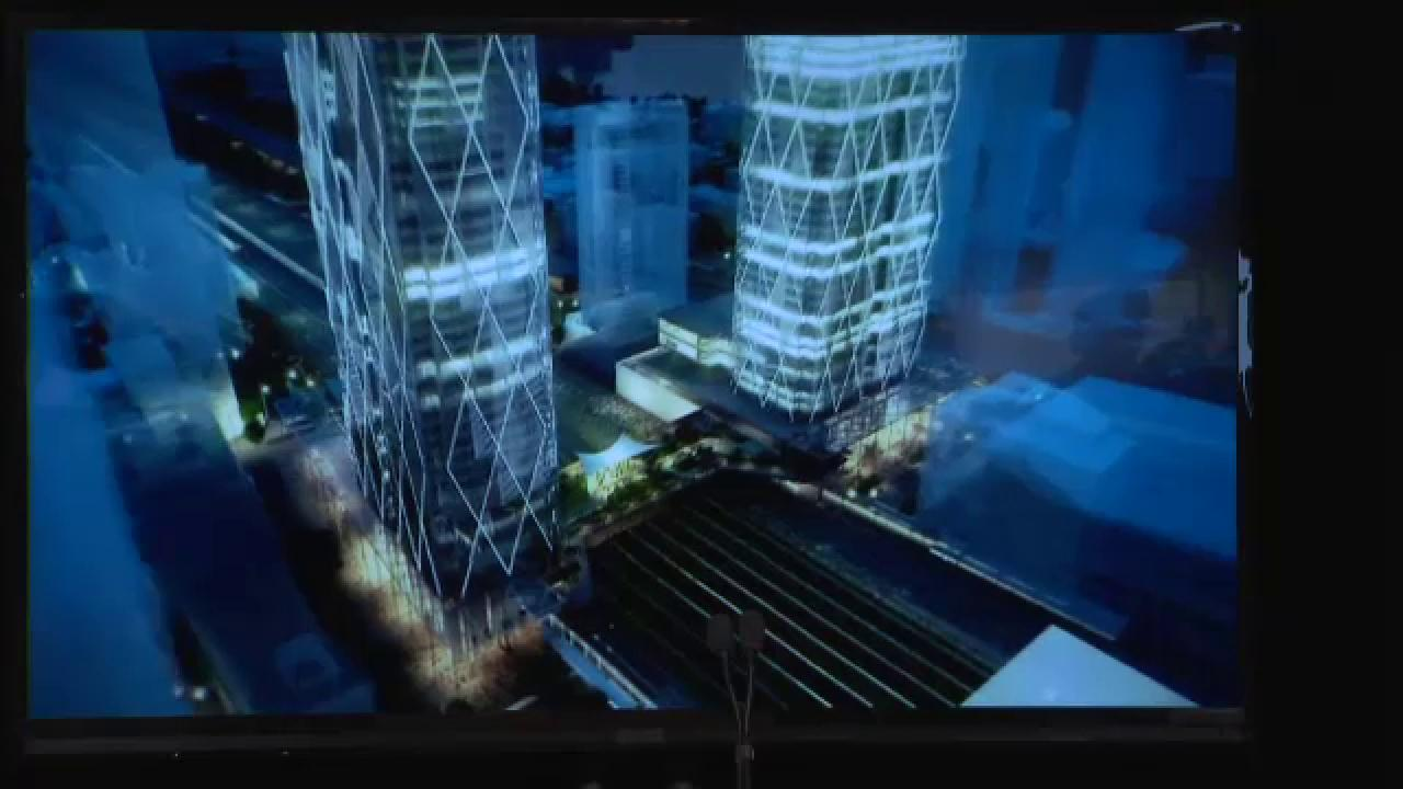See the concept video for the new GO bus terminal | Watch News ...