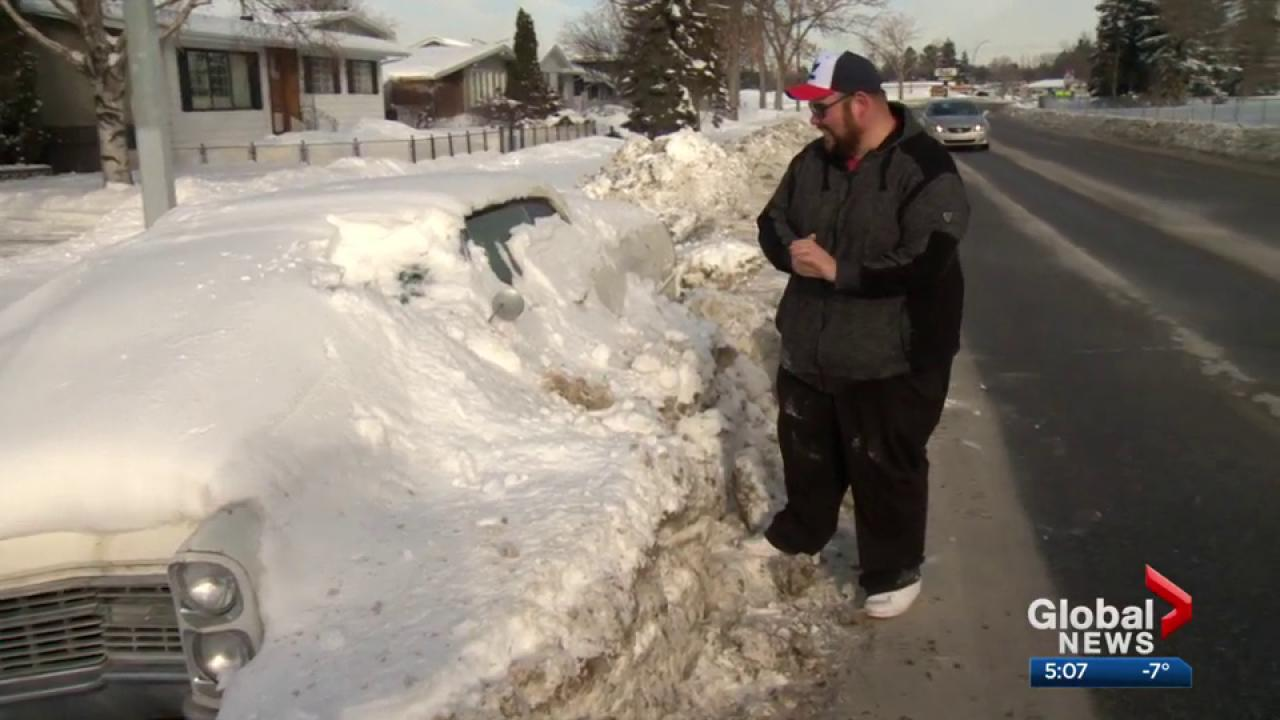 When Is A Car Considered Abandoned And What Can Calgarians Do About Them Calgary Globalnews Ca