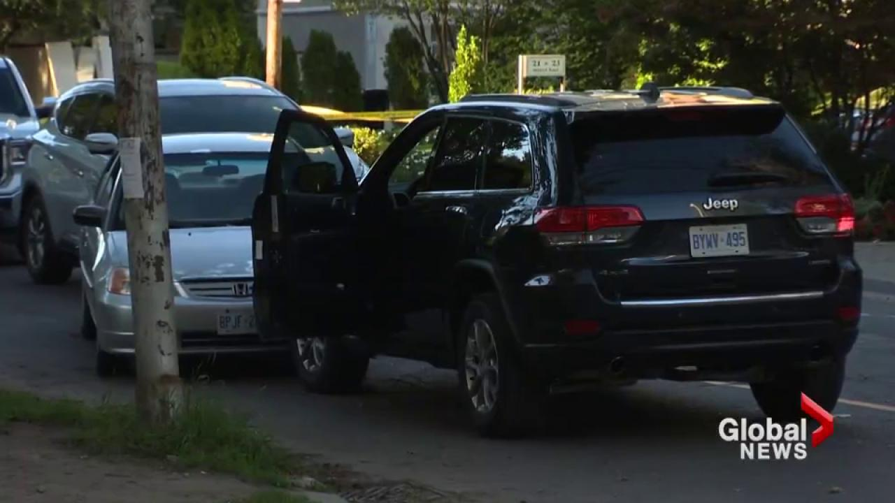 Toronto police face questions about undercover officers on scene of shootout