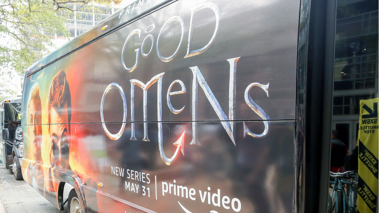 U S  religious group petitions Netflix to cancel Amazon's 'Good Omens'
