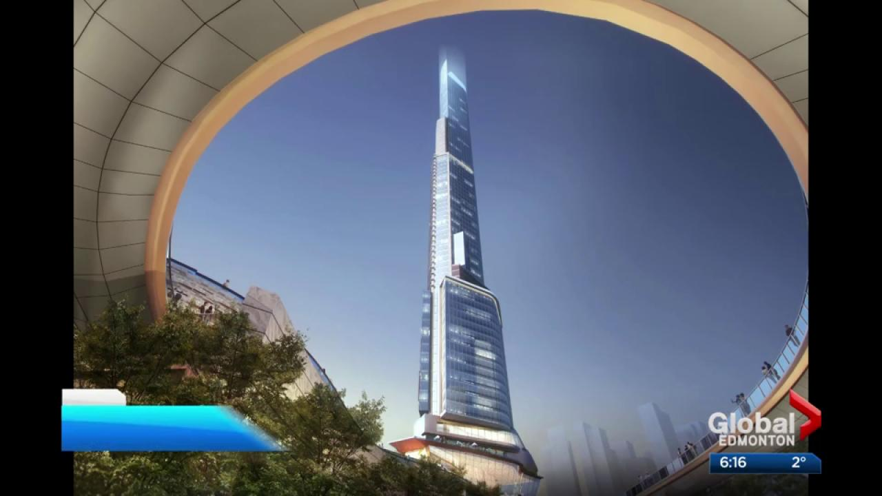 City to allow for what could become tallest building in western ...