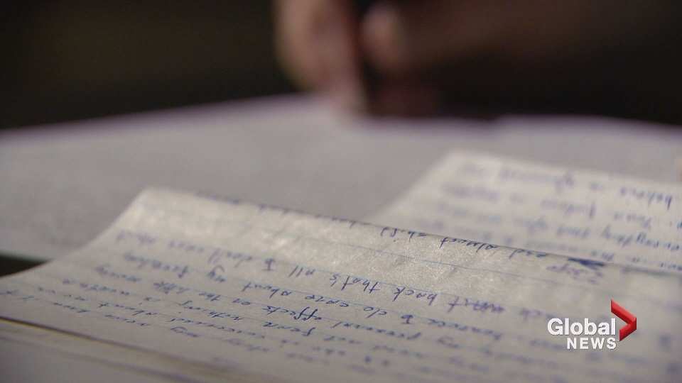 Calgary woman connects prisoners with pen pals