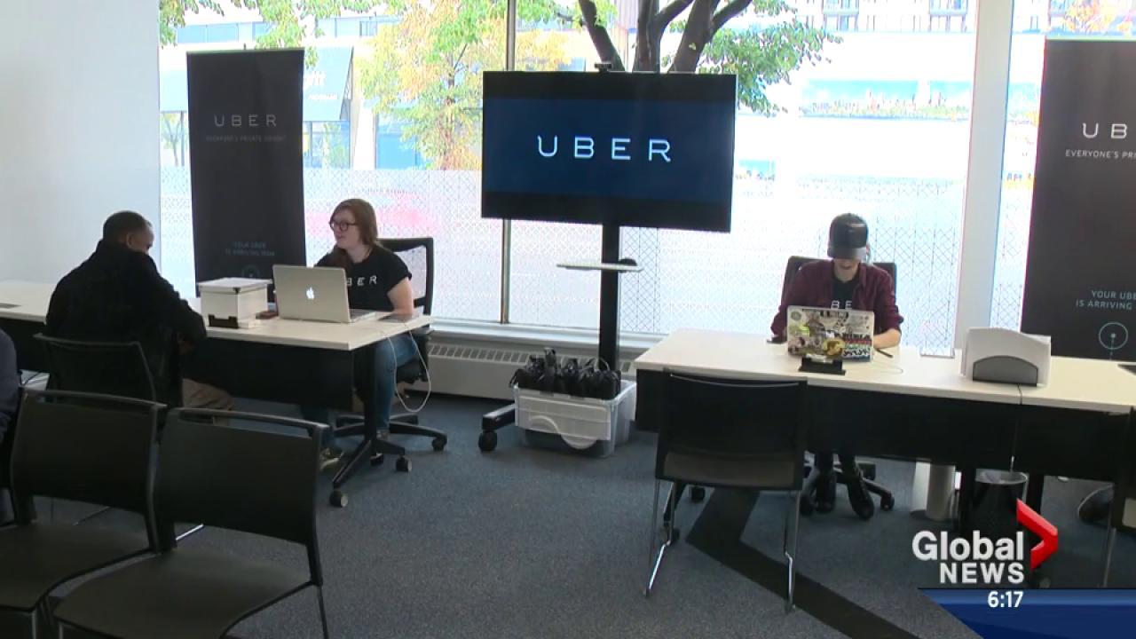 Ubers Edmonton Office Up And Running