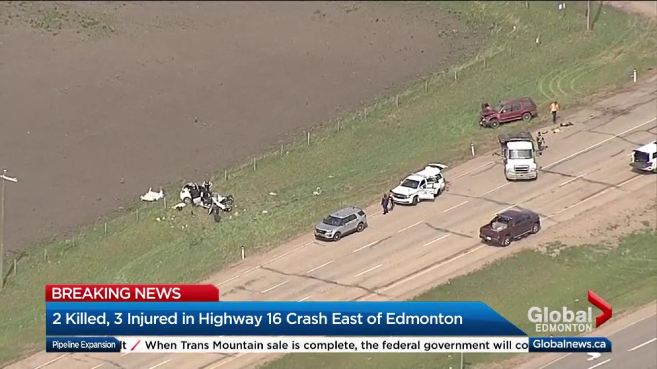 Collision on Highway 16 kills 2, including student
