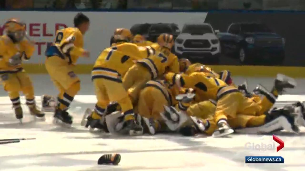 Brick Invitational Hockey Tournament Turns 30 Watch News Videos Online