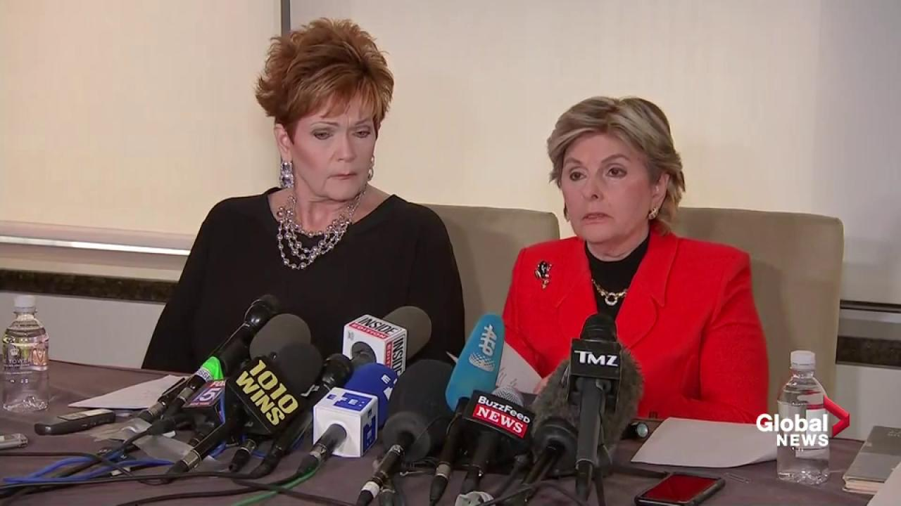Another woman goes public to accuse Roy Moore of sexual misconduct