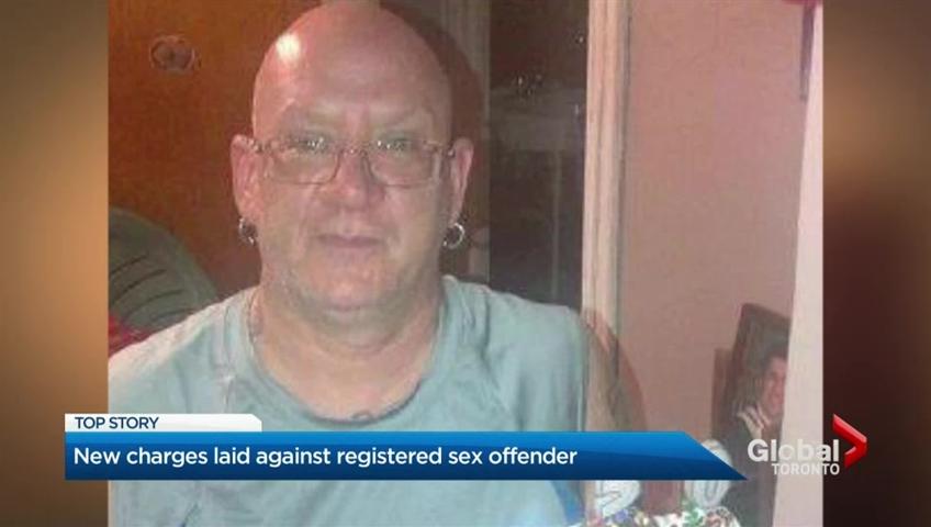 Doug money sex offender
