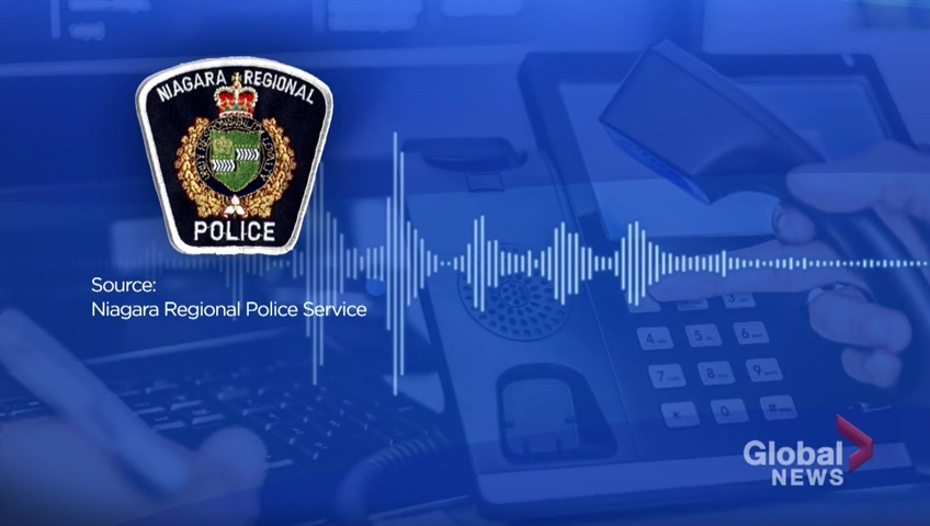 Niagara police release 911 complaint call over Amber Alert