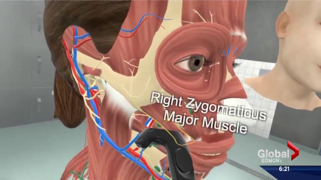 Virtual reality changing game for medical training | Watch News ...