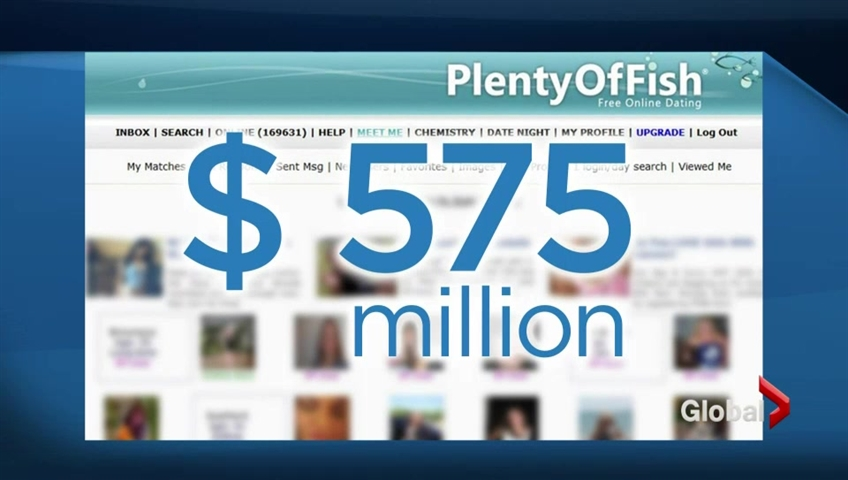 Bc Company Plenty Of Fish Makes Plenty Of Cash In Match Deal