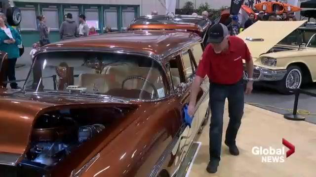 Th Annual Draggins Car Show Draws Thousands To Saskatoons - Custom car show