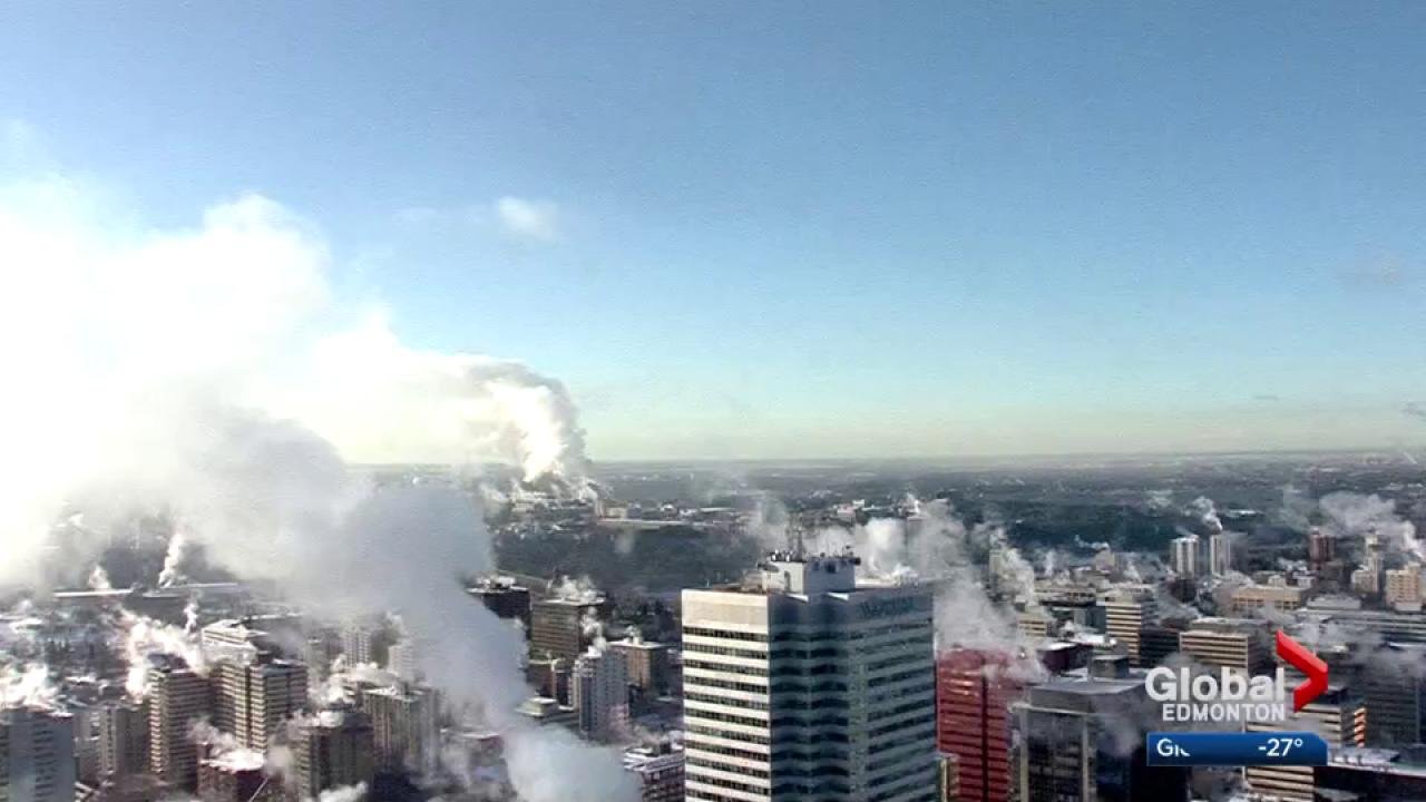 Cold weather causes gas outages in northern Alberta county, local ...