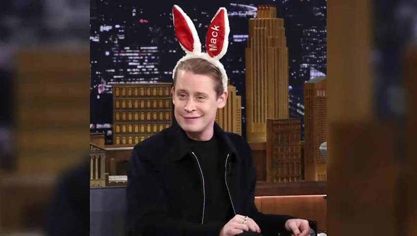 Macaulay Culkin Says Fans Voted To Change His Full Name To Macaulay