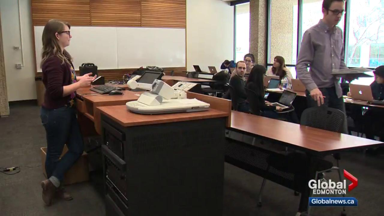 University Of Alberta Law Students Research Trumps Refugee Ban