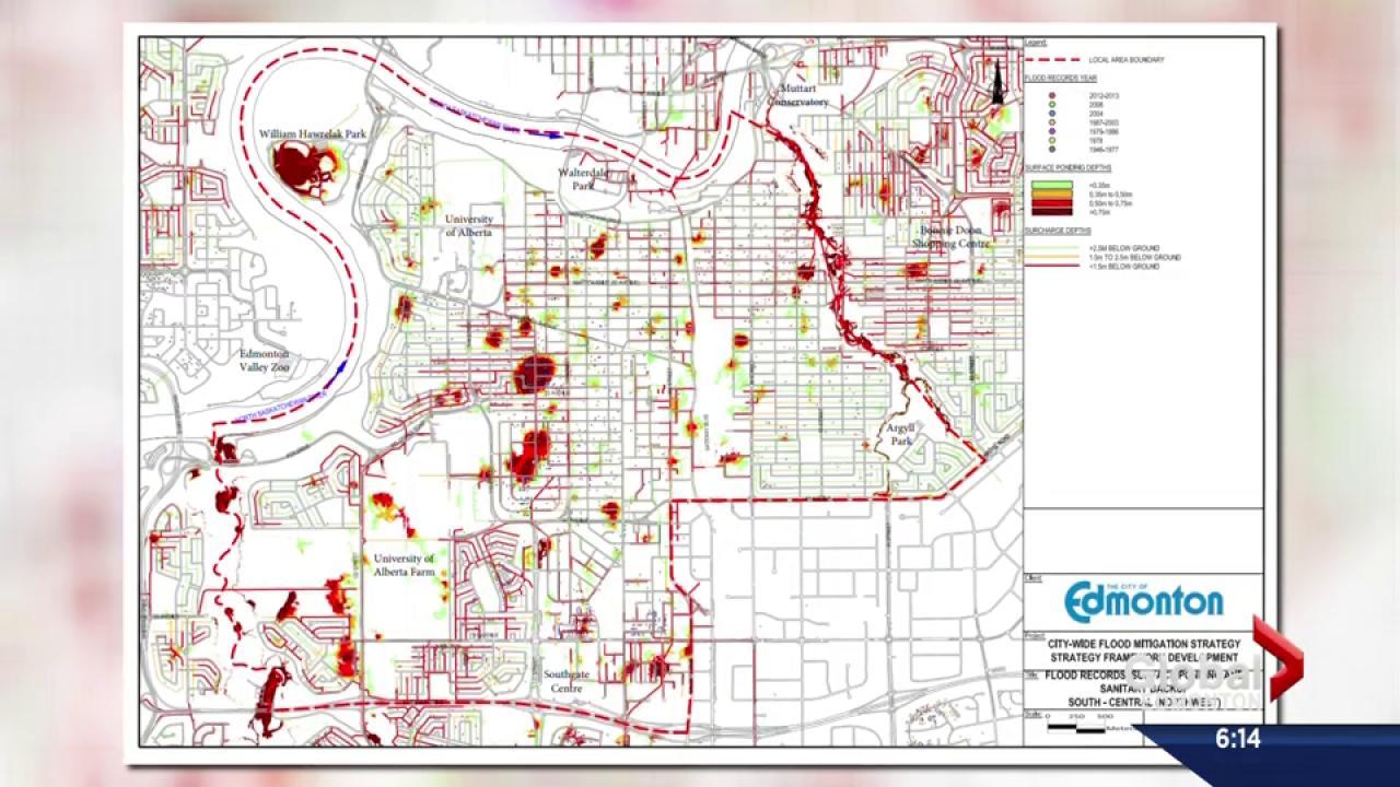 Edmonton releases maps showing neighbourhoods at risk of flooding edmonton releases maps showing neighbourhoods at risk of flooding watch news videos online gumiabroncs Images