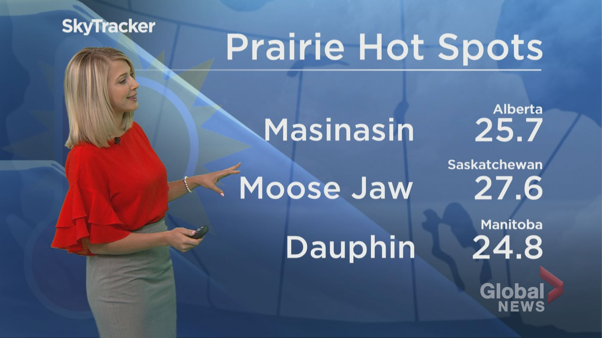 Your full weather forecast with Tiffany Lizée | Watch News Videos Online
