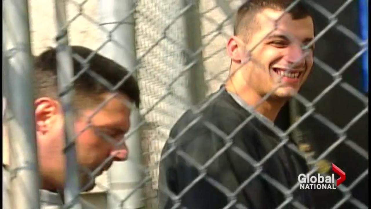 Son of Hells Angels leader 'Mom' Boucher let out of jail by accident