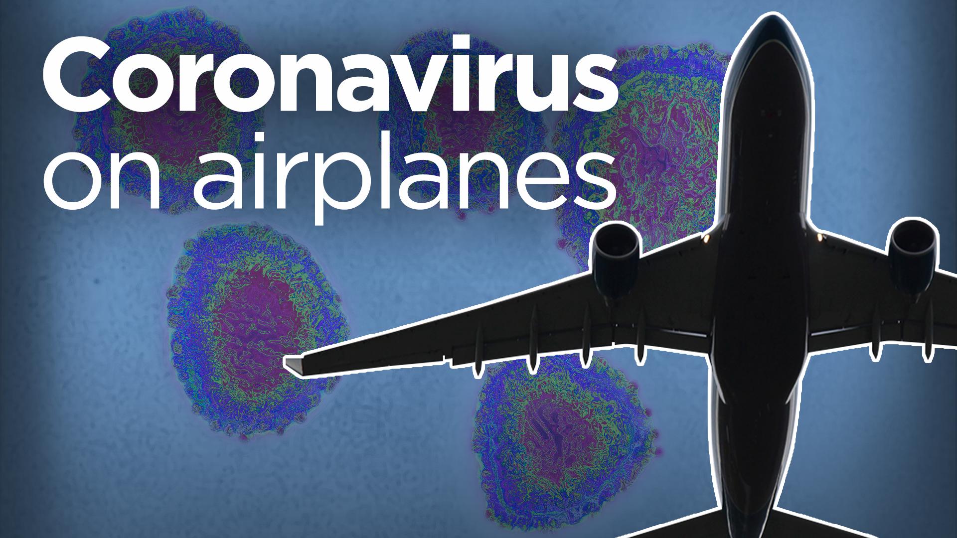 Coronavirus outbreak: How easy is it to catch coronavirus on a ...