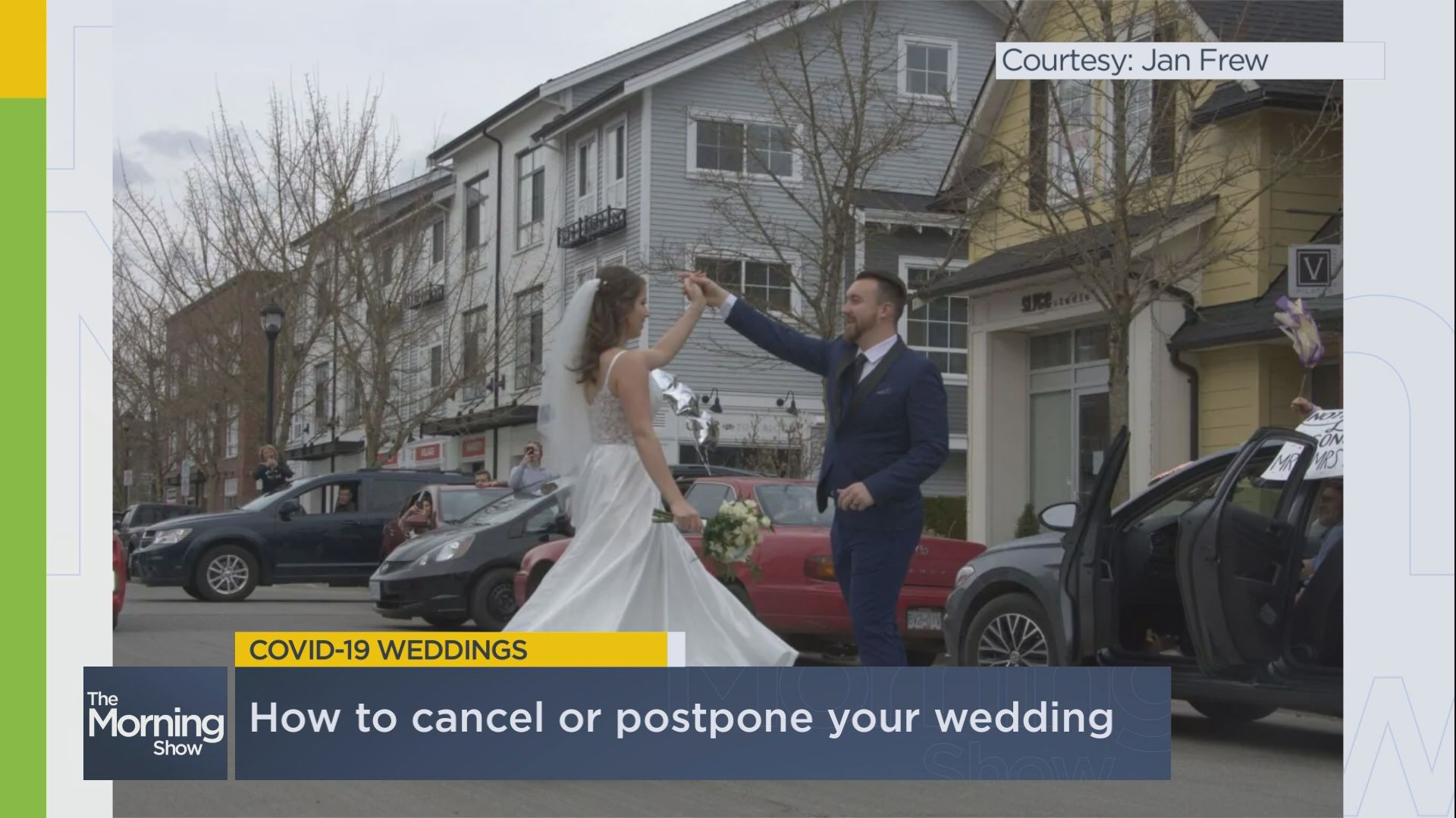 What Happens To Weddings During The Covid 19 Outbreak Watch News Videos Online